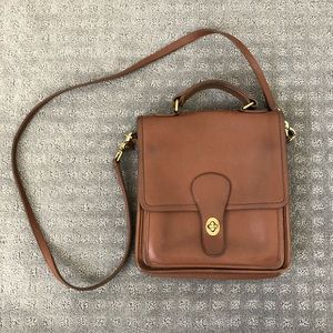 Coach vintage crossbody bag